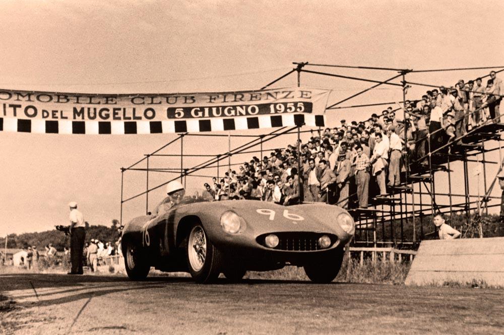Autodromo del Mugello, Un secolo di Storia